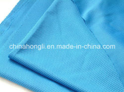 Quick Dry 75D/72f 100%Poly Mesh Knitting Fabric for Sport