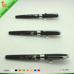 China Pen Manufacturer Custom Promotional Pens Carbon Fibre Pen