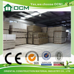 Fireproof Decorative Material Wood Grain MGO Board