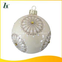 hand painted glass christmas balls - Glass Christmas Balls