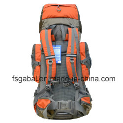 50L Outdoor Trekking Sports Hiking Camping Travel Bag Backpack