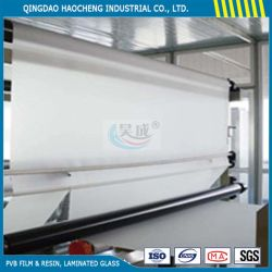0.38mm Thickness Clear Architectural Laminating PVB Film Price