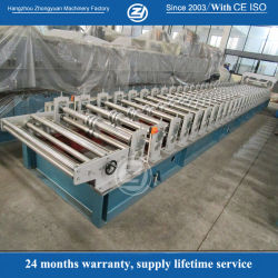 Factory Lifetime Service! 40mm Wall Plate Color/Galvanized Steel Roof Panel Sheet Roll Forming Machinery Price with ISO9001/Ce/SGS/Soncap