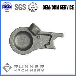 Customized/OEM Stainless Steel Hot Forged Auto Part with CNC Machining