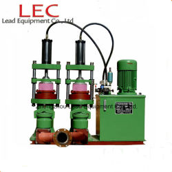 YB High Pressure Ceramic Cylinder Hydraulic Solid Slurry Pump