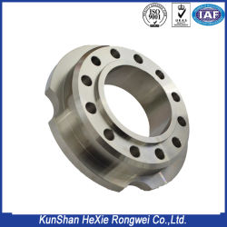Automotic Grinding Stainless Steel CNC Machining Parts for Sports Equipment