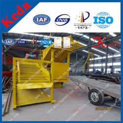 Small Gold Plant for Alluvial Gold Washing Plant