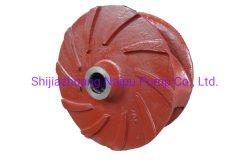 Naipu Horizontal Slurry Pump Spares Parts Impeller Shaft Sleeve