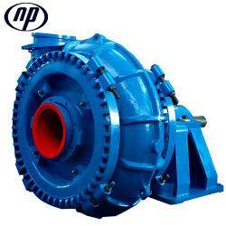 High Chrome Sand Suction Dredge Gravel Slurry Pump
