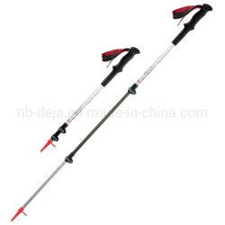 Ultra Light Outdoor Alpenstock Sticks Telescopic Hiking Stick Climbing Gear