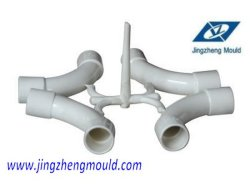 Plastic PVC Big Elbow/Bend Pipe Fitting Injection Mould