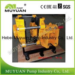 High Chrome Cast Iron Centrifugal Mining Slurry Pump