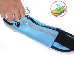 Outdoor Waterproof Reflective Anti - Theft Mobile Phone Running Sports Waist Bag
