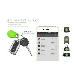 Smart Wireless Bluetooth Tracer GPS Locator Pet Tracker