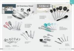 Kitchen Tool for Soup Ladle/ Spoon/ Turner/ Pasta Server/Skimmer/ Fork