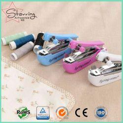 Wholesale 4 Colors Plastic Mini Hand Sewing Machine