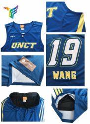2018 New Basketball Wear Uniforms Reversible Basketball Uniform Sportswear