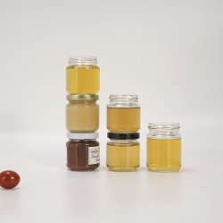Airtight Glass Jar with Lid/Food Storage Container Lug 53 Glassware