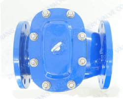 Swing Disc Slag Slurry Check Valve (pH44H)