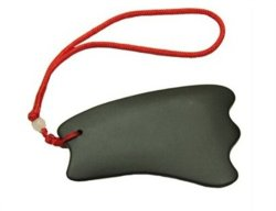 Chinese Traditional Therapy Bian Stone Gua Sha Instrument Full Body Massage Tool