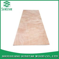 3mm 4mm 5mm Sapele Veneer Fancy Plywood for Furniture