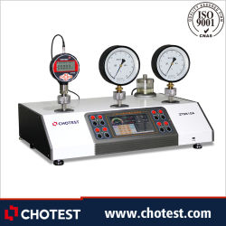 Zt5610A Automated Hydraulic Pressure Calibrator