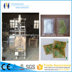 Chenghao Automatic Shampoo Packing Machine Slurry Paste Bag Packing Machine