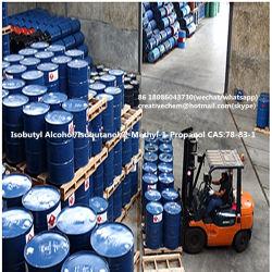 2-Methyl-1-Propanol/Isobutyl Alcohol/Isobutanol CAS: 78-83-1 with High Purity