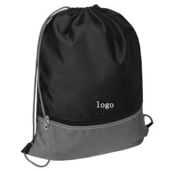 Unisex Drawstring Backpack Gymsack Gym Bag Rucksack for Adults and Teenagers Sports Bag School PE Bag