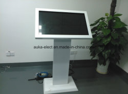 "55"" Multi-Touch Tea Table for All in One Display"