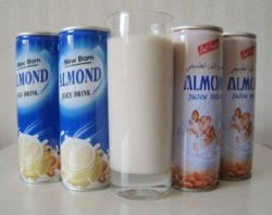 Almond Juice Drink