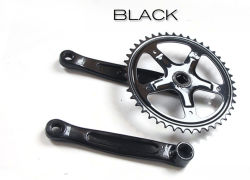 Mountain Bike Used Chainwheel Crank/Manufacturers Direct Sale Bicycle Gear/Bicycle Spare Parts