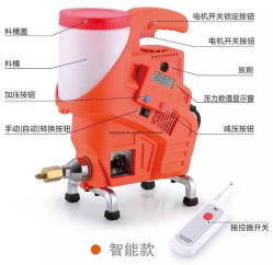 High Technology Waterproofing Machine of Epoxy Resin Injection (KT-8200)