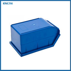 Warehouse Plastic Storage Back Mounted Box for Spare Parts