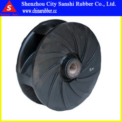 Slush Slurry Mud Pump Rubber Impeller