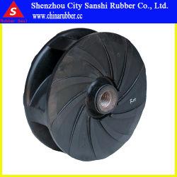 Slush Slurry Mud Pump Rubber Impeller