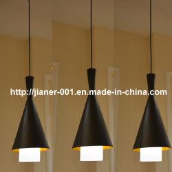 Nice Aluminium Black&Gold LED Pendant Lighting for Hotel Bar
