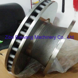 OE Number 0308835060 Casting Brake Disc Rotor with High Carbon