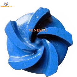 Metal Centrifugal Slurry Pump Spare Parts for Export