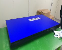 55 Inch 1.7mm Bezel 700 Nit Samsung LCD Video Walls for Security Monitoring System