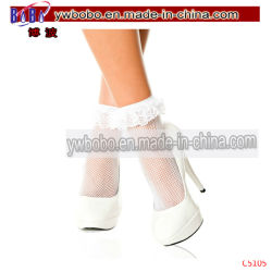 Sexty Elastic Ultrathin Transpatent Lace Ankle Socks Anklets (C5205)