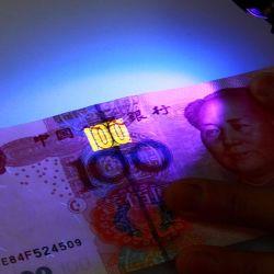 395nm 365nm LED Torch Moeny Jade Detector Fluorescence Test UV Flashlights