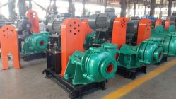 Mine Tailings High Pressure Boosting Ah Slurry Pump