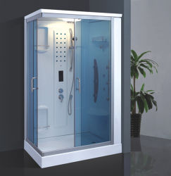 Simple Shower Cubicle With Steam Bath (955)