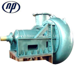 20 Inch (500WS) High Efficiency Gravel Dredging Mud Sand Pump