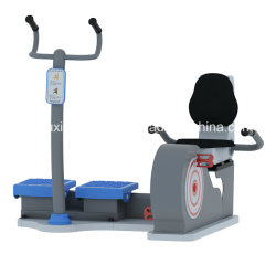 Outdoor Fitness Equipment of Hip Twister