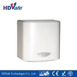 UK Public Restroom Office 2years Warranty ABS Plastics Energy Efficient Fast Dry Hand Dryers
