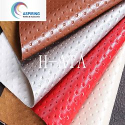 High Quality All Types of Textiles PVC Leather Products