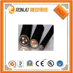 Wholesale Copper Core Flame Retardant BVVB2*1/1.5/2.5/4 Square GB Dual Core Sheath Household Electrical Wire and Cable