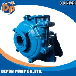 Mining Coal Washing Horizonta High Capacity High Pressure Slurry Pump